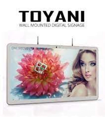 TOYANI WALL MOUNTED EW22 ANDROID DIGITAL SIGNAGE NO TOUCH