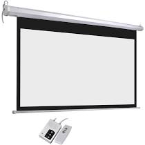 Wall Screen 84″ Focus Motorized + Remote (213 x 213)